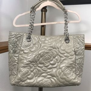 Big Buddha Quilted Tote